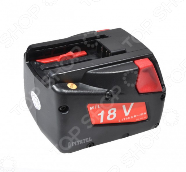 Батарея аккумуляторная Pitatel TSB-211-MIL18C-20L new eleoption 12v 2000mah li ion rechargeable power tool battery for milwaukee m12 48 11 2401 2510 20 48 59 1812 charger