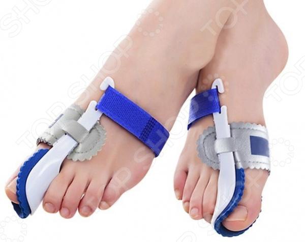 Бандаж корригирующий от косточки на ноге Gess Ortofix бандаж для большого пальца стопы