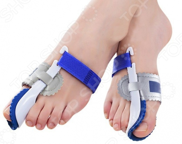 Бандаж корригирующий от косточки на ноге Gess Ortofix