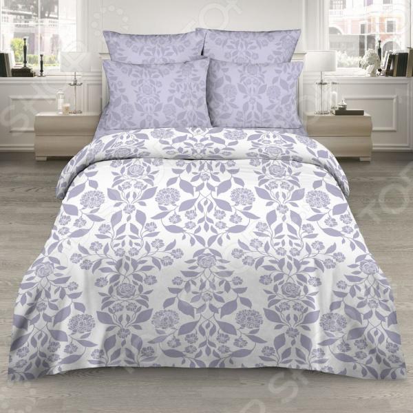 Комплект постельного белья Василиса 7401/1 комплект семейного белья василиса кружевной стиль 5031 1 70x70 c рб