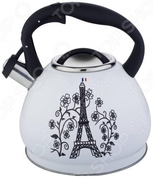 Чайник со свистком Bekker BK-S602