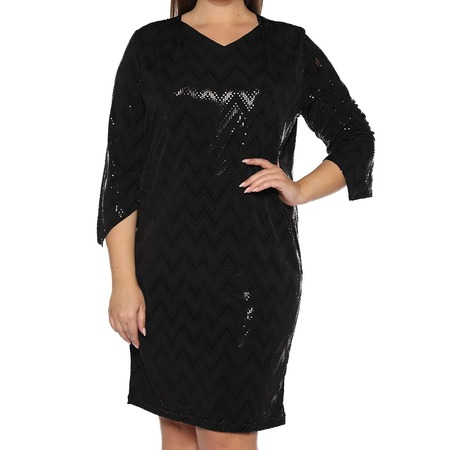 Купить Платье VEAS «Карнавал». Цвет: черный