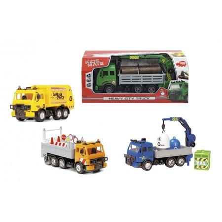 Купить Машинка игрушечная Dickie «Большегрузная коммунальная техника». В ассортименте
