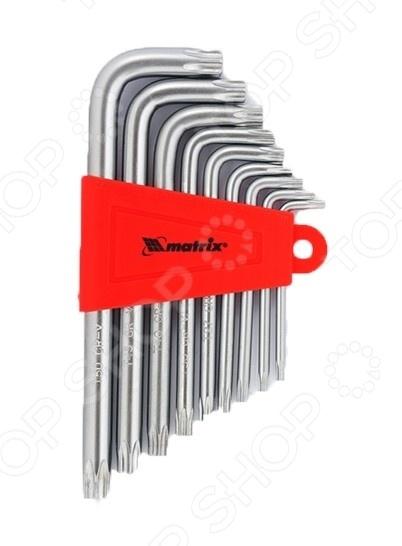 Набор ключей имбусовых MATRIX 12305