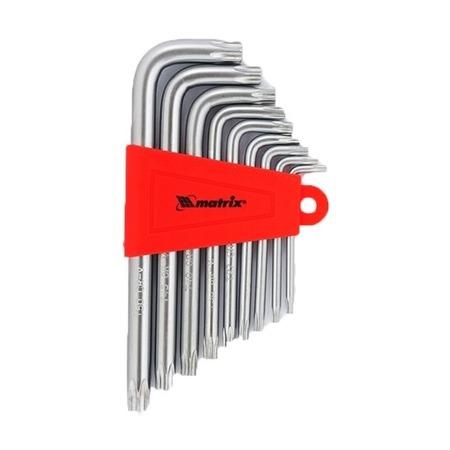 Купить Набор ключей имбусовых MATRIX 12305