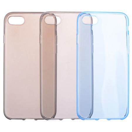 Набор накладок защитных skinBOX slim для Apple iPhone 7
