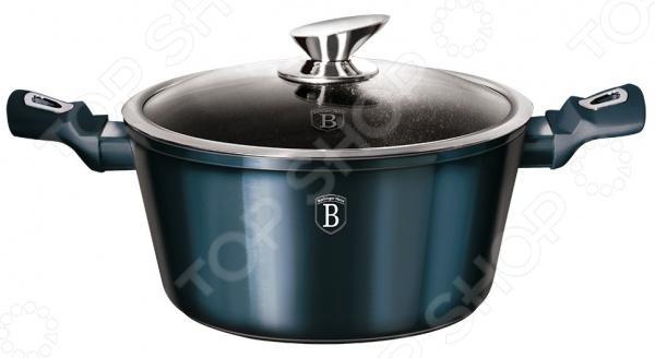 цена на Кастрюля Berlinger Haus Aquamarine Metallic