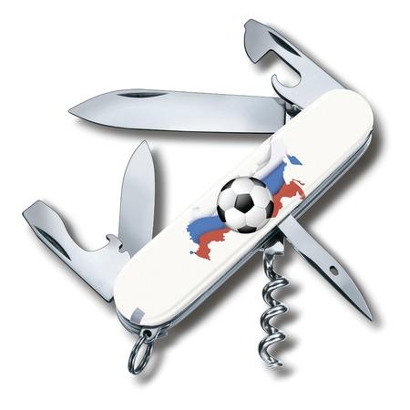 Купить Нож перочинный Victorinox Spartan 1.3603 SOCCER I «Российский футбол»