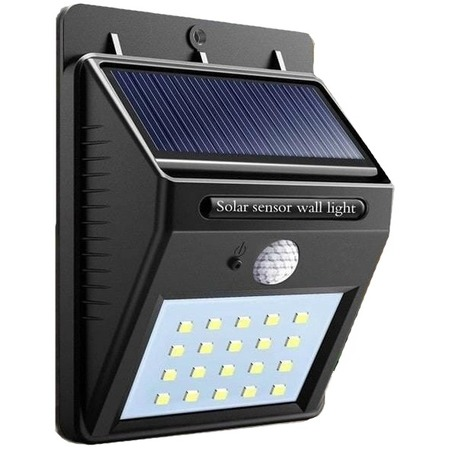 Купить Фонарь светодионый на солнечной батарее «Ястреб+»