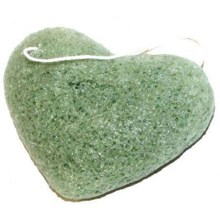 Купить Губка-спонж Bradex «Конняку» с экстрактом зеленого чая. В ассортименте