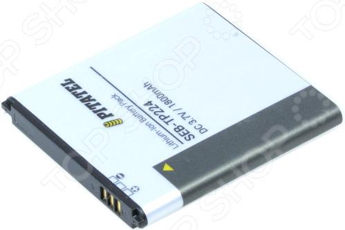 Аккумулятор для телефона Pitatel SEB-TP224 для Samsung i8552, 1800mAh