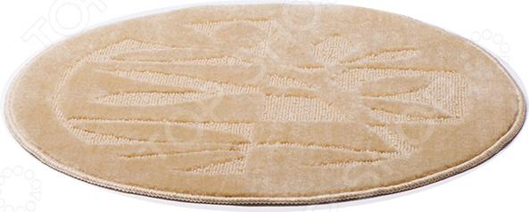 Коврик круглый для ванной Dasch «Лавр» коврик для ванной dasch джулия