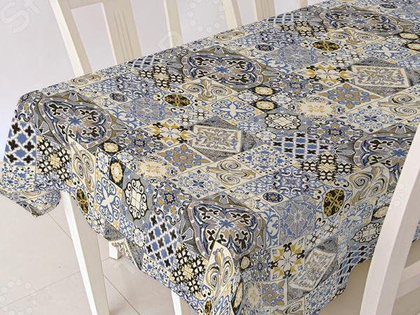 Скатерть Protec Textil «Мозаика» скатерть protec textil alba кантри 140 160 см прямоугольная