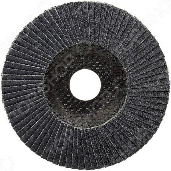 Диск лепестковый для угловых шлифмашин Bosch Prof for Metal 2608607355