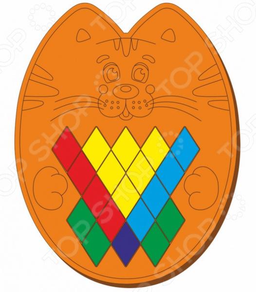 Мозаика WoodLand «Кот». В ассортименте