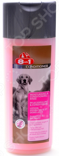 8 in 1 Moisturising&Conditioning Rinse 25341