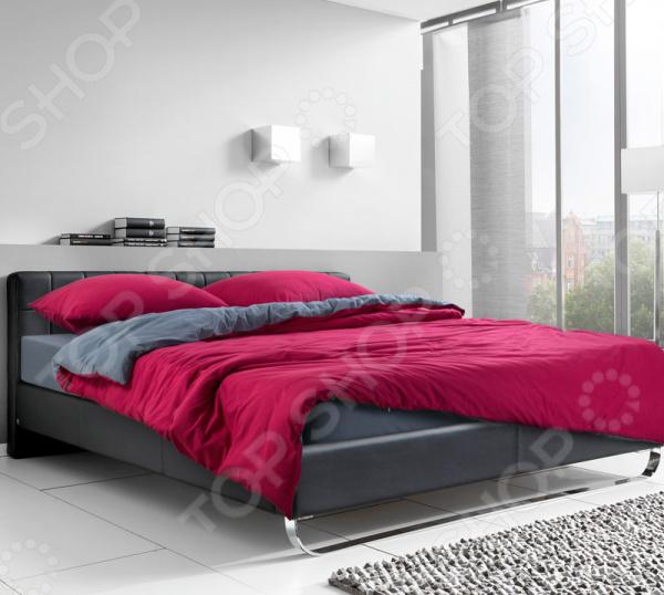 Комплект постельного белья ТексДизайн «Зимняя вишня» в и валуцкий зимняя вишня