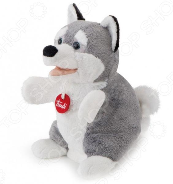 Мягкая игрушка на руку Trudi «Лайка» мягкая игрушка trudi лайка маркус