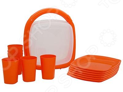 Набор посуды «Ленивый шашлычник»