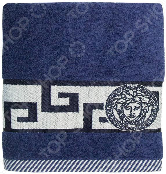 Полотенце банное BONITA «Медея: Сапфир»