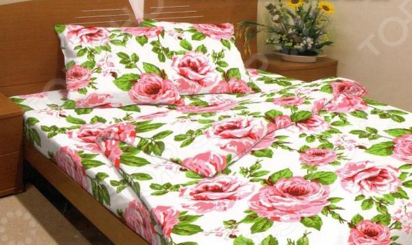 Комплект постельного белья Fiorelly «Венецианский сад». 1,5-спальный