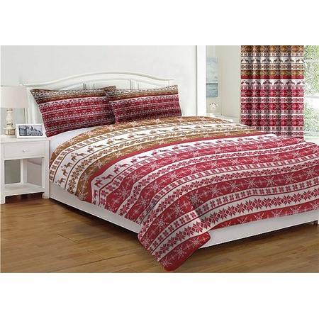 Купить Комплект для спальни: покрывало и наволочки «Северайн»