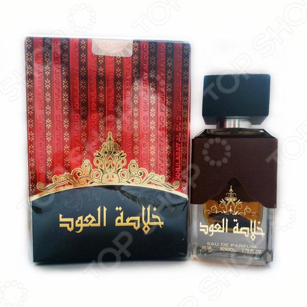 Парфюмированная вода унисекс Arabic Perfumes Khulasat Al Oud, 100 мл the merchant of venice rose oud туалетная вода 50 мл