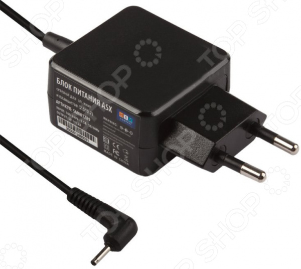 лучшая цена Устройство зарядное сетевое ASX для электронных книг и планшетов 5V 2A