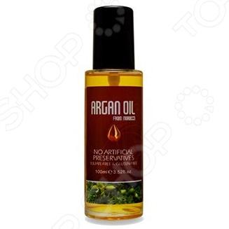 Масло аргановое для волос NuSPA Morocco Argan Oil