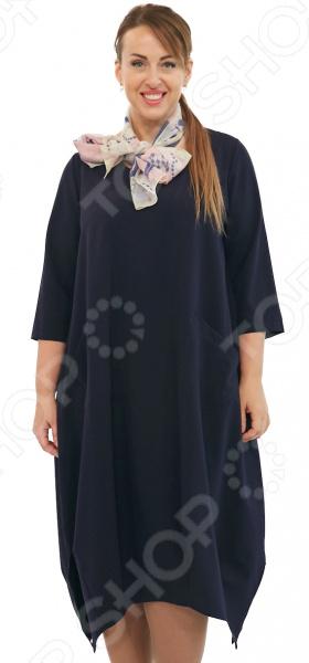 Платье Pretty Woman «Сивилла». Цвет: синий