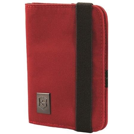 Купить Обложка для паспорта Victorinox с защитой от сканирования RFID