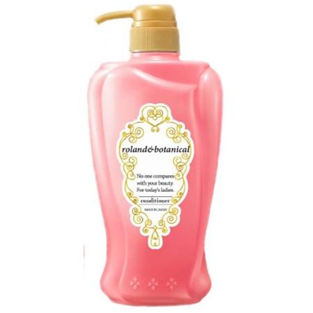Купить Кондиционер восстанавливающий для блеска волос Roland&Botanical 4936201-101344
