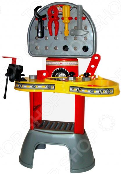 Игровой набор для мальчика Полесье «Механик-макси 2» ролевые игры игруша игровой набор продукты 10 предметов