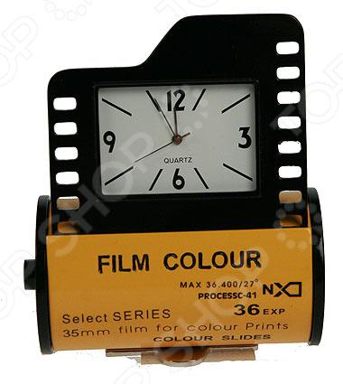 Часы настольные «Фотопленка» 22411 - артикул: 943109