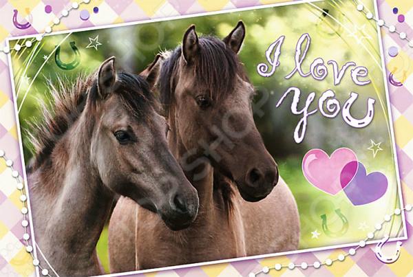 Пазл 260 элементов Trefl «Любим лошадей» Пазл 260 элементов Trefl «Любим лошадей» /