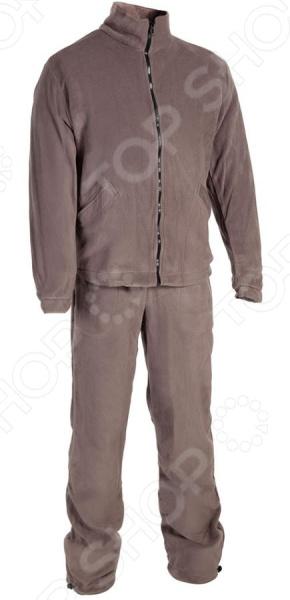 Костюм демисезонный Huntsman «Байкал». Цвет: серый костюм huntsman байкал тк флис bl 200 974 серый