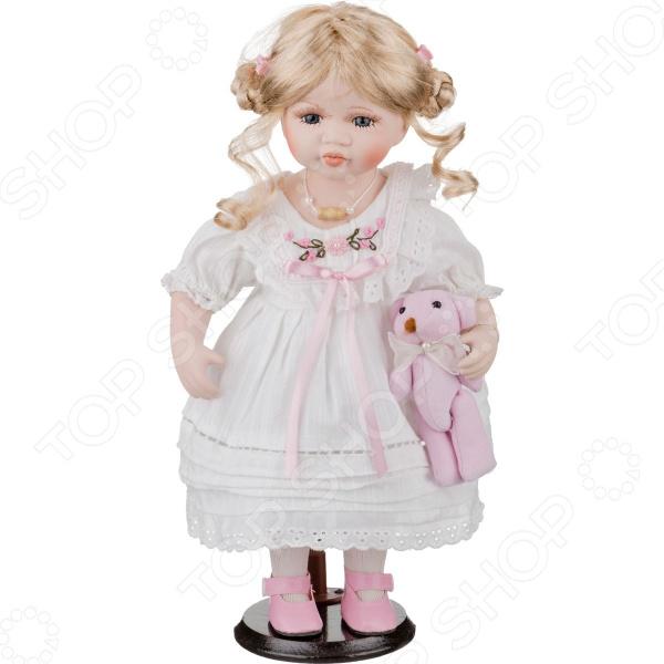 Кукла фарфоровая Lefard «Лора» 485-256