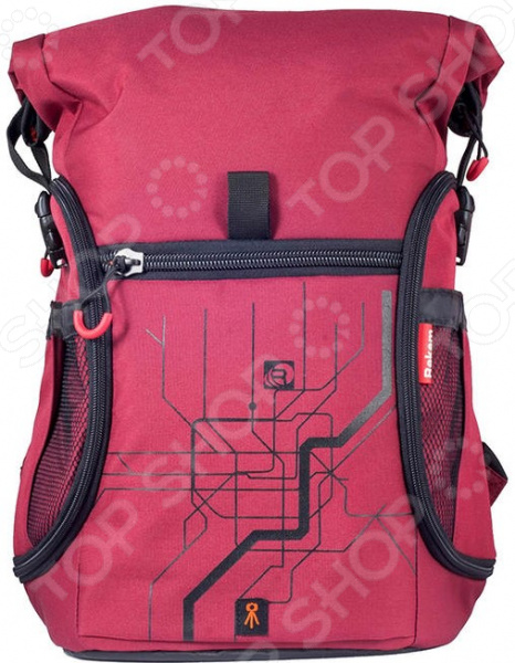 Сумка-рюкзак для фотоаппарата и аксессуаров Rekam RBX-6000 цена