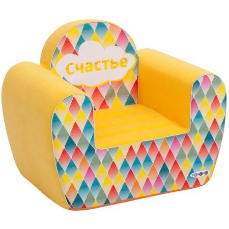 Купить Кресло детское игровое PAREMO «Счастье»