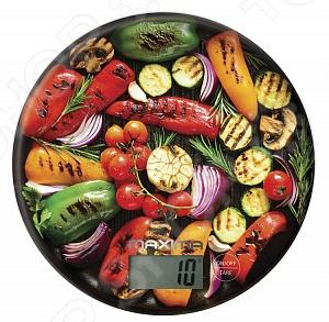 Весы кухонные Maxima MS-067 «Овощи» весы maxima ms 067 рисунок