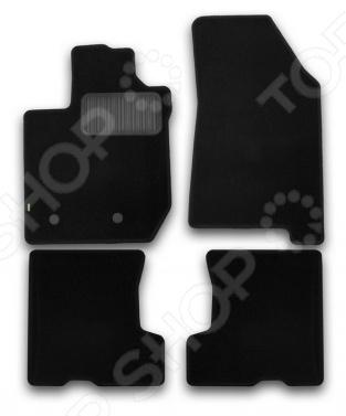 Комплект ковриков в салон автомобиля Klever LADA Xray 2016 Standard