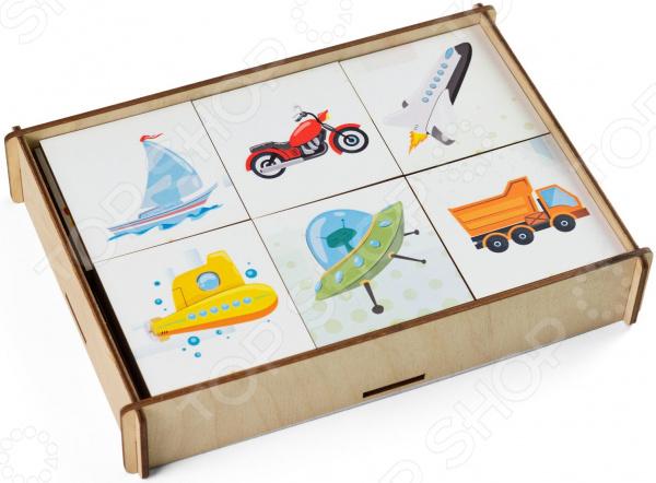 Игровой набор PAREMO «Транспорт»