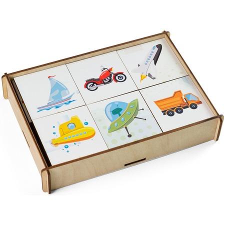 Купить Игровой набор PAREMO «Транспорт»