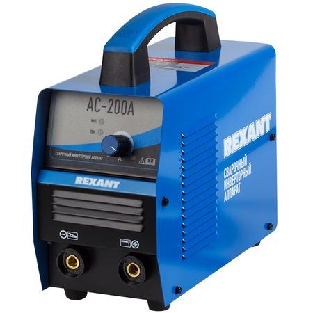Купить Сварочный аппарат Rexant АС-200А