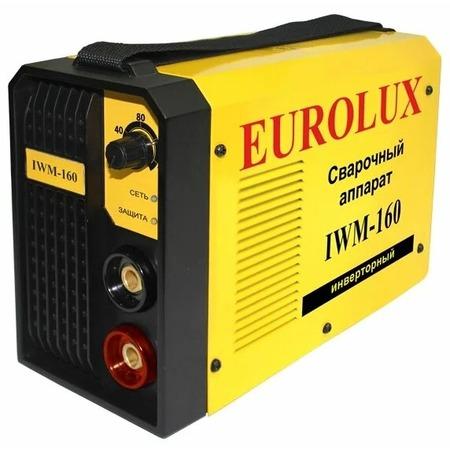 Купить Сварочный аппарат инверторный Ресанта IWM160 Eurolux