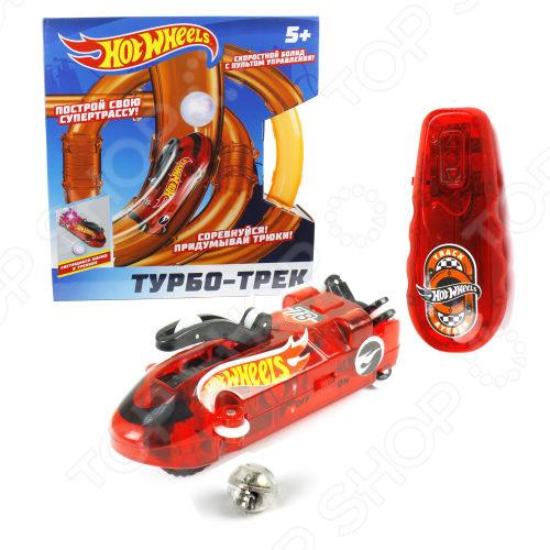 Трек на ИК-управлении 1 Toy Hot wheels Turbo Т14096
