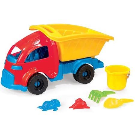 Купить Набор для игры в песочнице Dolu «Грузовик с просторным кузовом»