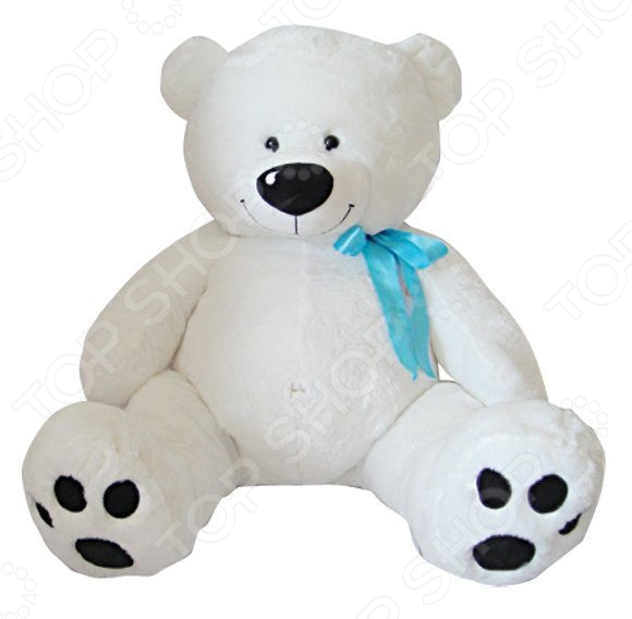 Мягкая игрушка Fluffy Family «Мишка Умка»