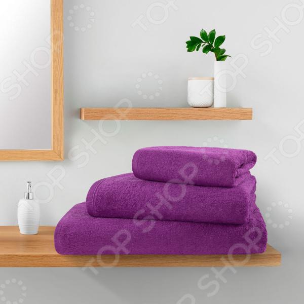 Набор махровых полотенец полотенца кухонные la pastel набор полотенец 4 предмета из микрофибры 30х30