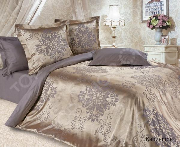 Комплект постельного белья Ecotex «Карингтон». 2-спальный
